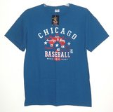NEW w Tags Chicago Cubs World Series Champions Players Choice T-Shirt Large Mens in Plainfield, Illinois
