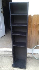 Slender Shelf Unit DVD Tower in CyFair, Texas
