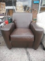 Casual Leather Chair in Bartlett, Illinois
