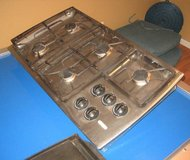 THERMADOR 5-BURNER STAINLESS STEEL STOVE TOP in Aurora, Illinois