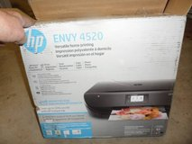 HP ENVY 4520 All in One Wireless Printer/Copier/Scanner in Plainfield, Illinois