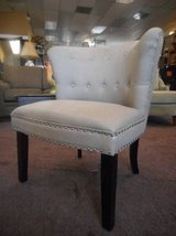 Pretty Gray Chair in St. Charles, Illinois
