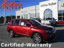 2014 Jeep Compass Limited-Certified-Warranty(Stk#p2188a) in Camp Lejeune, North Carolina