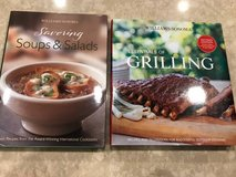 2- William Sonoma cookbooks in Clarksville, Tennessee