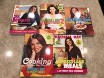 5 Rachel Ray cookbooks in Clarksville, Tennessee
