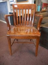 Amazing Wood Desk Chair in Elgin, Illinois