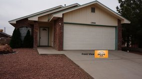 Nice 3 Bedroom Home - Amazing Price!! *FREE RENT in Fort Bliss, Texas