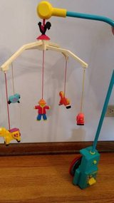 Vintage Fisher Price Musical Mobile in Chicago, Illinois