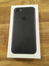 iPhone 7 Black AT&T Unlocked 32 GB in St. Charles, Illinois
