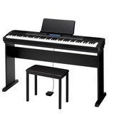 **NEW** Casio 88 Key Digital Piano Bundle - CDP-235CSCB. Black. in Shorewood, Illinois