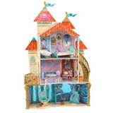 Baby Girl Toy Disney Princess Ariel Land to Sea Castle Dollhouse in Bolingbrook, Illinois