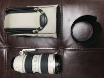 Canon EF 70-200mm f/2.8L IS II USM Telephoto Zoom Lens for Canon SLR in St. Charles, Illinois