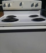 Whirlpool Stove Range in Fort Rucker, Alabama