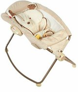 Fisher-Price Deluxe Rock 'n Play Sleeper, Snugapuppy - New in Naperville, Illinois