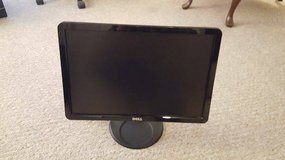 "Dell 19"" LCD Widescreen HD Monitor in Naperville, Illinois"