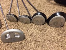 John Daly Gold golf club set with bag in Lockport, Illinois