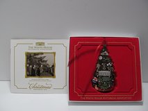 the white house 2015 historical association christmas ornament - coolidge years in Fort Belvoir, Virginia