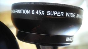 neewer 0.45x 58mm lens for canon in O'Fallon, Missouri