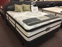 **NEW**Beautyrest Platinum Queen Mattress in Beaufort, South Carolina