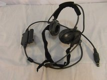 usgi army bose aa battery powered triport tactical communication headset 31737 in Fort Carson, Colorado