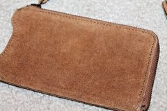 Small Suede Zip Purses for Coins, Cards, 6.5 x 4 in - 2 Available in Plainfield, Illinois