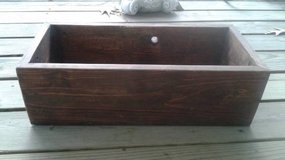 Solid wood box / planter box in Tomball, Texas