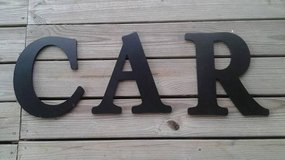 """12"""" Wood Letter Wall Decor in Tomball, Texas"""