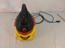 household type stinger yellow red wet / dry vacuum tested working 31650 in Huntington Beach, California