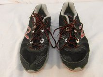 adult mens new balance gray black red 590 v2 running shoes athletic track 31496 in Fort Carson, Colorado