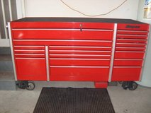 Snap On roll cab tool box in Clarksville, Tennessee