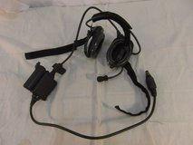 usgi army bose triport tactical communication headset black olive drab 31740 in Fort Carson, Colorado