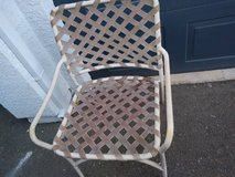 Lattice Lawn Chair in Sacramento, California
