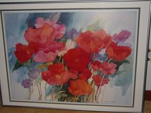 Watercolor painting  by Joan McKassom in Elgin, Illinois