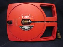 "TORO Compact50 HOSE / REEL System 50' 5/8"" Flat Portable RV Camping in Plainfield, Illinois"