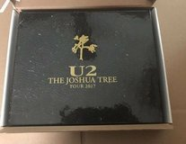 u2 the joshua tree tour 2017 limited edition vip book with u2 harmonic in Houston, Texas