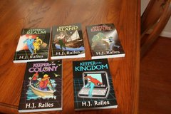 Signed HJ Ralles Keeper Series in Spring, Texas