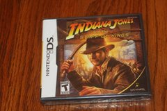 New Sealed Indiana Jones and the Staff of Kings DS in Houston, Texas