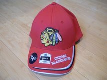 chicago blackhawks cap hat - nwt in Plainfield, Illinois