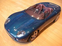jaguar xk 180 concept diecast model car 1:18 scale die cast by maisto in Plainfield, Illinois
