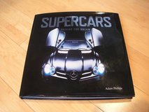 supercars - driving the dream 2006 great pictures new book! nice see! in Naperville, Illinois