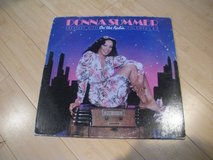 "donna summmer 2 vinyl records lp ~ on the radio + poster disco 12"" in Plainfield, Illinois"