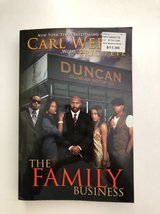 Book: The Family Business by Carl  Weber in New Lenox, Illinois