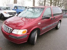 2000 Chevrolet Venture LS- burgundy red with tan interior in Fort Lewis, Washington