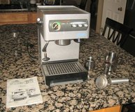Nemox Caffe Junior Espresso Machine - Made in Italy in Joliet, Illinois