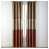 "New! Set of 2 Studio Grommet Panel 50x84"" Drapes / Curtains in Orland Park, Illinois"