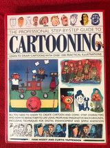 Cartooning The Professional Step by Step Guide in Joliet, Illinois