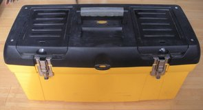 work force 24 in. toolbox with tray & top storage in Joliet, Illinois