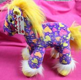 "purple pony stuffed animal plush 14"" tall in Kingwood, Texas"