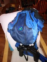 Evenflo Trailblazer child carrier hiking backpack in Fairfield on 6/16 if you want me to bring this in Sacramento, California