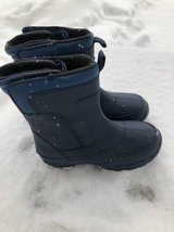 Land's End boys snow Winter boots size 6 in Naperville, Illinois